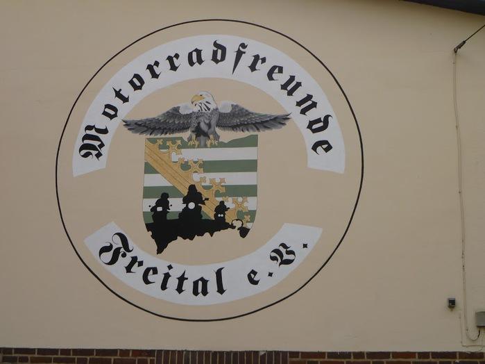 Граффити города Фрайталь (Freital) 91208