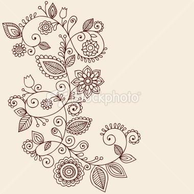 stock-illustration-12742647-henna-mehndi-paisley-flower-vine-doodle (380x380, 68Kb)