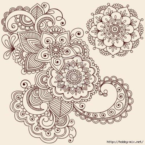 6807572-hand-drawn-intricate-abstract-flowers-and-mandala-mehndi-henna-tattoo-paisley-doodle--illustration_large (500x500, 200Kb)