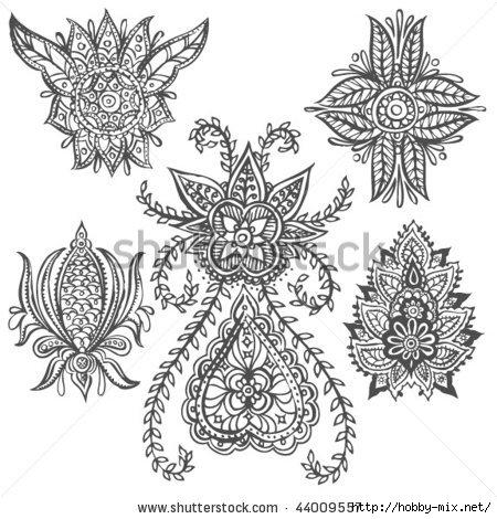 stock-vector-paisley-illustrations-44009557 (450x470, 145Kb)