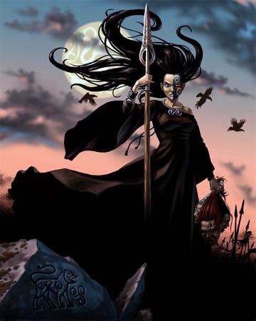 Лунные Богини и Боги 95195968_4711681_Morrigan_360