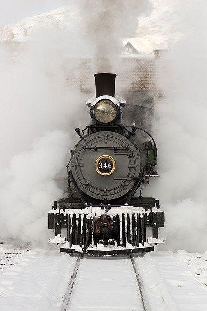 на.  А я к тебе с поездом.  Чтоб всегда был впереди паровоза.  С 60.