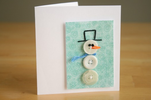Snowman-Button-Stitched-Card (525x350, 41Kb)