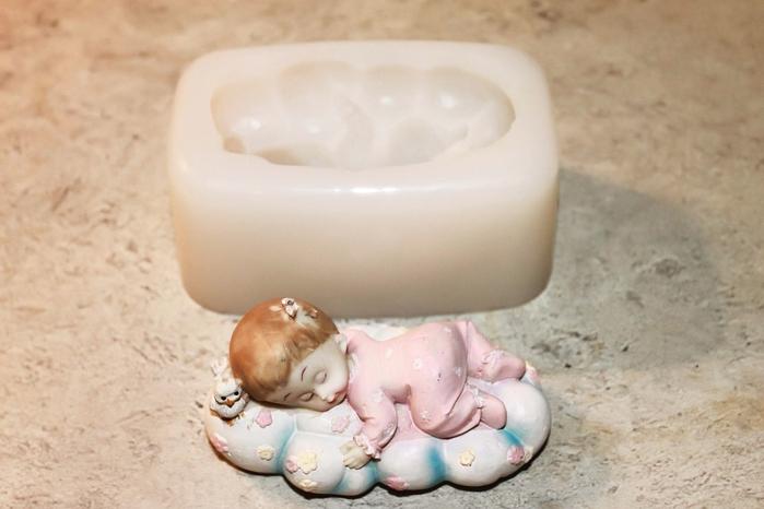Как сделать силиконовое мыло