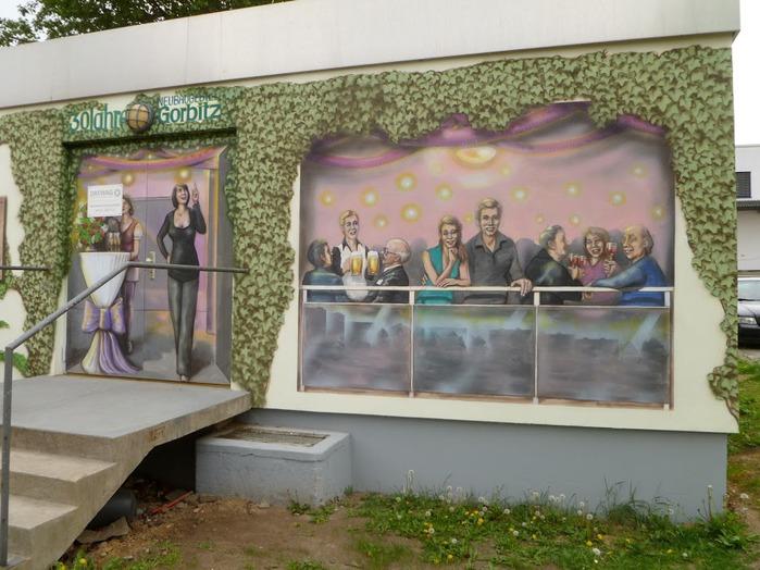 Граффити города Дрезден- часть 3. 92765