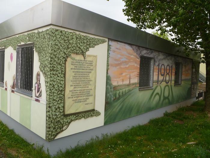Граффити города Дрезден- часть 3. 10566