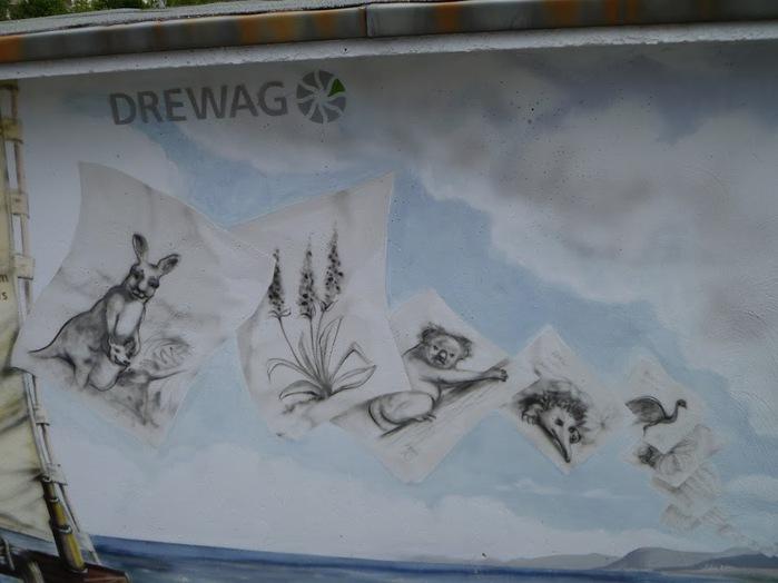 Граффити города Дрезден- часть 3. 15561