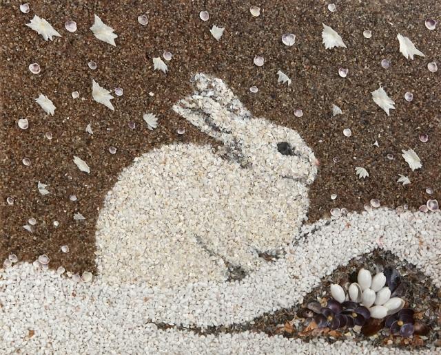 Фотографии Влад_Ник.  Светлана Иванченко- украинская художница.  Она делает уникальные мозаики из натуральных...