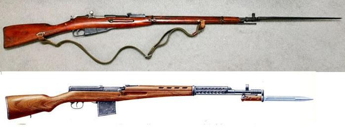 06 советские винтовки (700x283, 44Kb)