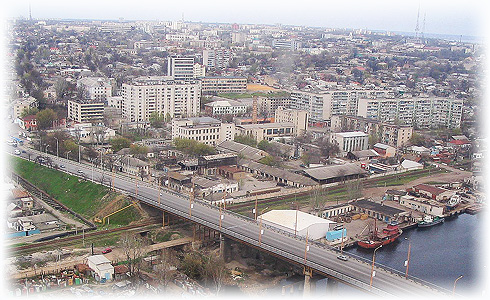 Город Херсон Украина