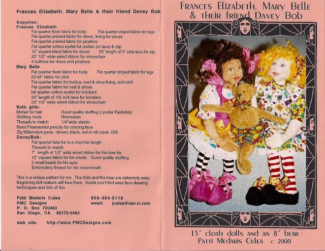 FRANCES ELIZABETH, MARY BELLE & THEIR FRIEND DAVEY BOB (640x493, 156Kb)