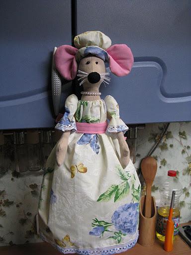 Сшить куклу для пакетов своими руками 62