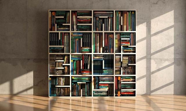 дизайнерские книжние полки 14 (640x383, 183Kb)