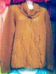 Превью Коричневый пуловер манекен (530x700, 348Kb)