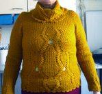 Превью Коричневый пуловер (700x643, 104Kb)