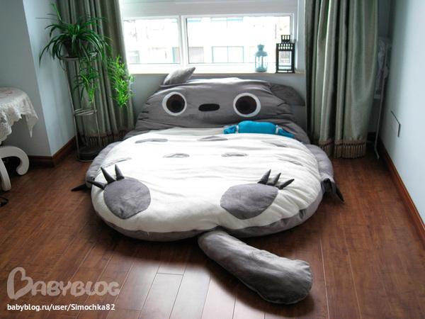 Кровать ТОТОРО.