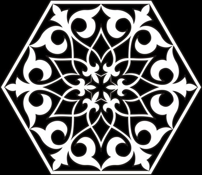 орнамент, казахский орнамент, мотивы, узоры, ою