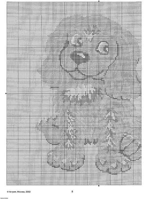 Вышивка крестиком подушек — собачки/1356170687_1 (506x700, 47Kb)