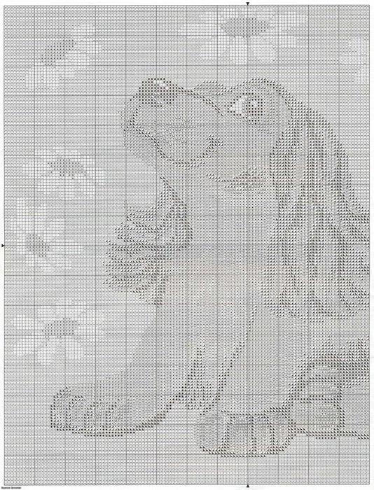 Вышивка крестиком подушек — собачки/1356170820_2 (534x700, 155Kb)