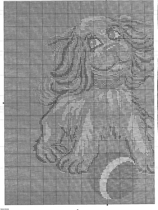 Вышивка крестиком подушек — собачки/1356170948_3 (526x700, 186Kb)