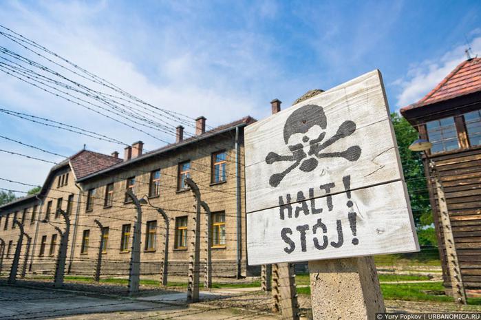 Фотоэкскурсия. Концлагерь Освенцим / Аушвиц
