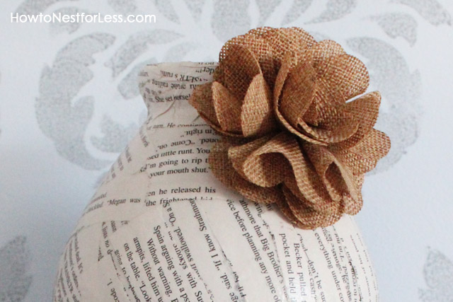 burlap-flower-book-pages-vase (640x427, 97Kb)