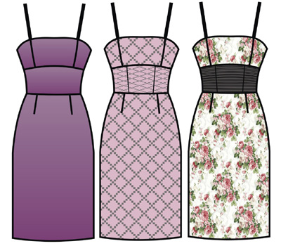 Приталенное платье на Новый год своими руками/4124452_401 (400x350, 56Kb)