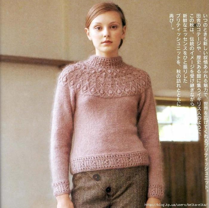 Вязаные пуловеры с доставкой