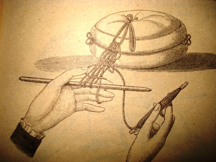 俄网的刺绣基础教程(Ⅱ):网格刺绣图案 (大师班) - maomao - 我随心动