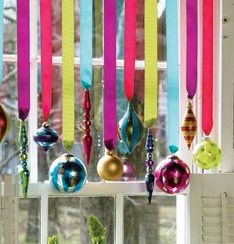 Идеи украсить дом на новый год своими