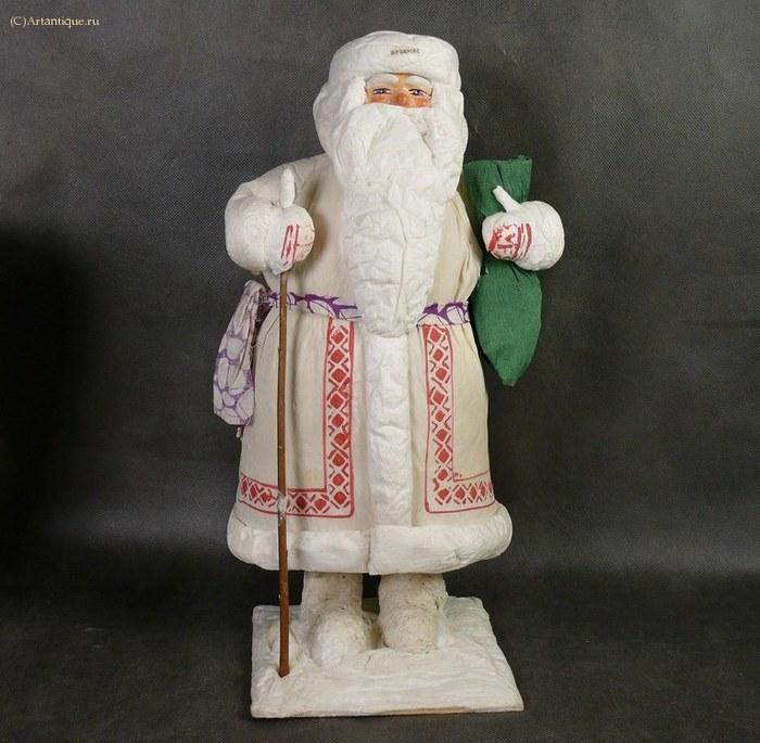 Дед Мороз, под ёлкой был (700x685, 105Kb)