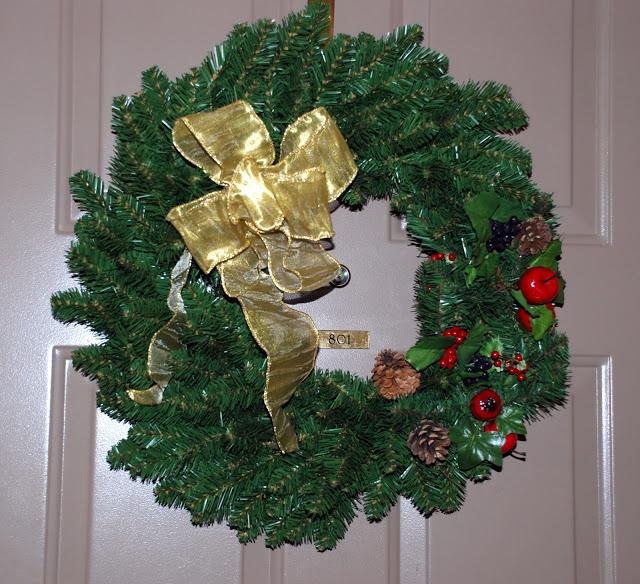 Рождественский венок 67580