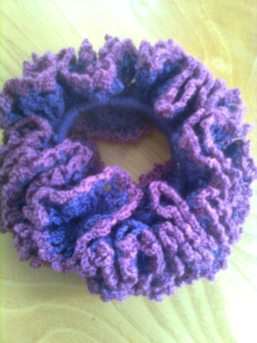Описание вязания резинки: