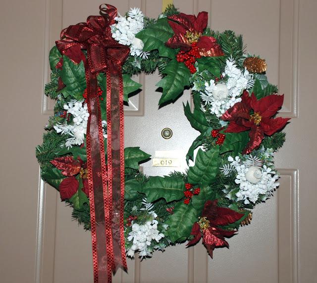 Рождественский венок 82096