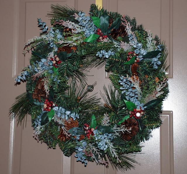 Рождественский венок 27065
