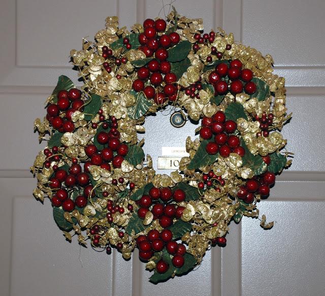 Рождественский венок 91518