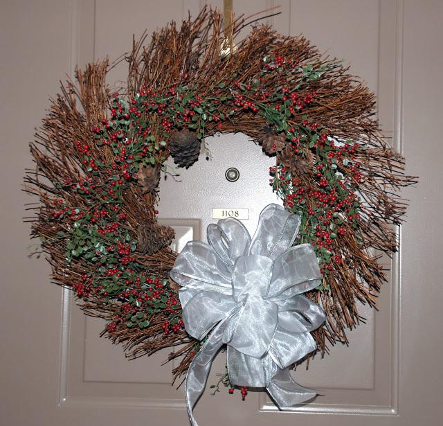 Рождественский венок 38764