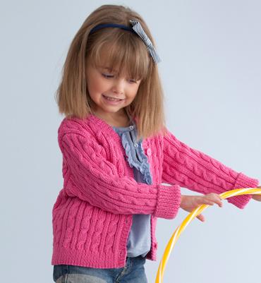 Модели для вязания дети