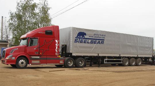������������� �������������� ������ ��������� � ����������� ��������� ������������ Steelbear!