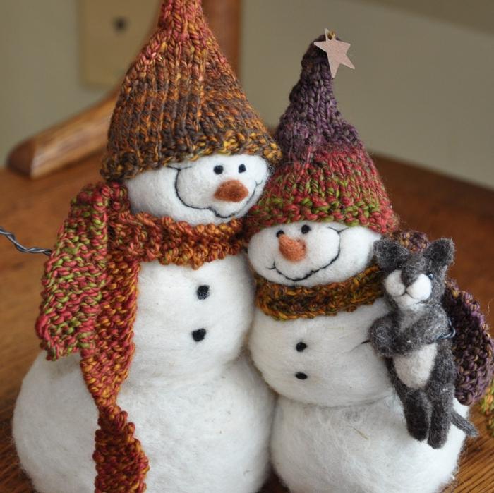 Cathy's Snowmen 051 (700x699, 352Kb)