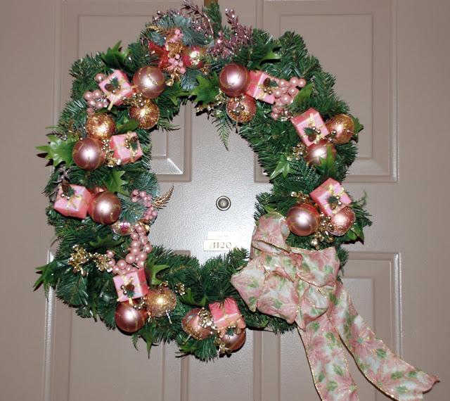 Рождественский венок 47770
