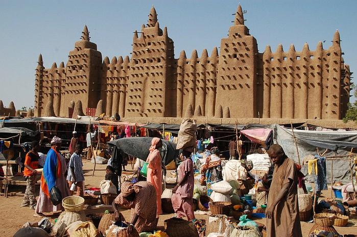 великая мечеть дженне мали 1 (700x465, 140Kb)