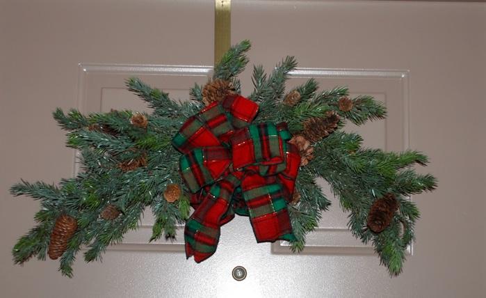 Рождественский венок 83608