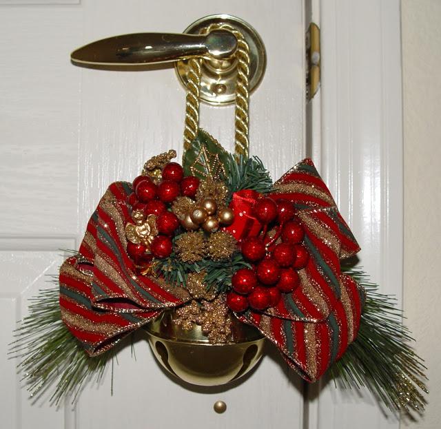 Рождественский венок 30772