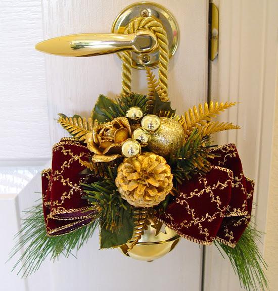 Рождественский венок 35920