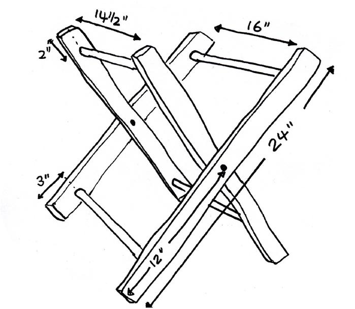 Как сделать своими руками как сделать раскладной стол своими руками