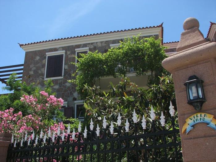 Остров Лесбос - Остров одетый в зелень сосен, оливковых деревьев и дубов. Часть 1 79717