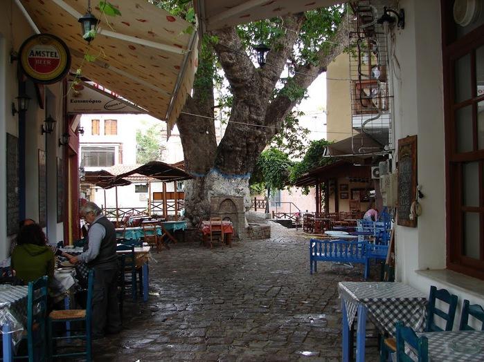 Остров Лесбос - Остров одетый в зелень сосен, оливковых деревьев и дубов. Часть 1 68329