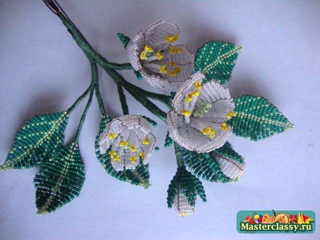 Цветы из макраме своими руками