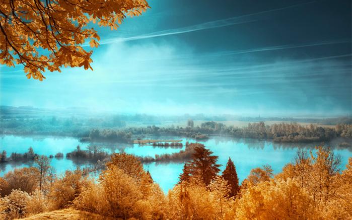 инфракрасные пейзажи фото 7 (700x437, 222Kb)